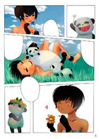 Adventures of a Girl and Pandas : Capítulo 1 página 7