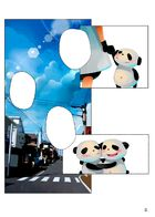 Adventures of a Girl and Pandas : Capítulo 1 página 9