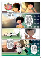 Adventures of a Girl and Pandas : Chapter 1 page 2