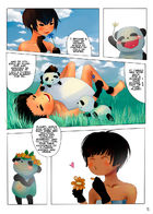 Adventures of a Girl and Pandas : Chapter 1 page 7