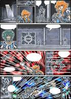 Saint Seiya - Ocean Chapter : Capítulo 7 página 17