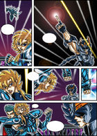Saint Seiya - Ocean Chapter : Chapter 9 page 21