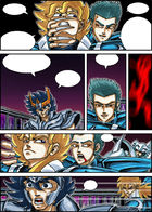 Saint Seiya - Ocean Chapter : Chapter 9 page 22