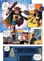 Hémisphères : Chapitre 1 page 2