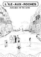 L'île aux Roches : Chapitre 1 page 1