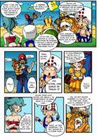 Super Dragon Bros Z : Chapitre 1 page 7