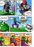 Super Dragon Bros Z : Chapitre 1 page 20