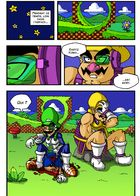 Super Dragon Bros Z : Chapter 1 page 22