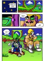 Super Dragon Bros Z : Chapitre 1 page 22
