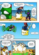 Super Dragon Bros Z : Chapitre 1 page 14