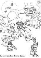 Super Dragon Bros Z : Chapitre 1 page 23