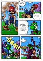 Super Dragon Bros Z : Chapitre 1 page 21