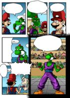 Super Dragon Bros Z : Chapter 1 page 12