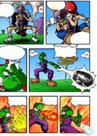 Super Dragon Bros Z : Chapter 1 page 20