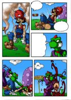Super Dragon Bros Z : Chapter 1 page 21