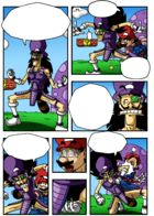 Super Dragon Bros Z : Chapter 1 page 17