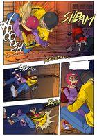 Amilova : チャプター 3 ページ 31