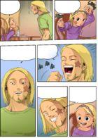 Amilova : Capítulo 3 página 11