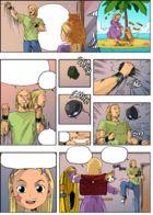 Amilova : チャプター 3 ページ 17