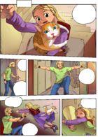 Amilova : Capítulo 3 página 5