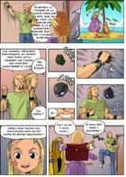 Amilova : Capítulo 3 página 17