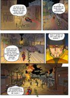 Amilova : Capítulo 3 página 21