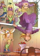 Amilova : Capítulo 3 página 8