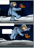 Cosmonauts Left on the Moon : Chapter 1 page 22