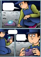 Cosmonauts Left on the Moon : Chapter 1 page 35