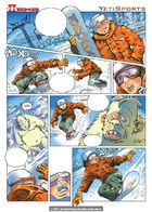 Yeti Sports : Chapter 1 page 1
