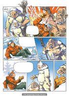 Yeti Sports : Capítulo 1 página 2