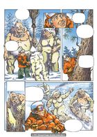 Yeti Sports : Chapter 1 page 3