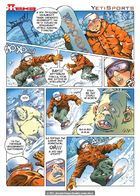 Yeti Sports : Глава 1 страница 1