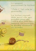 La Grenouille et la Tortue : Глава 1 страница 6