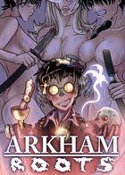 ARKHAM roots : Capítulo 1 página 1