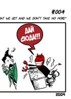 Devil & Spaceman : Capítulo 1 página 4