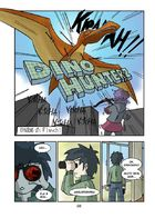 Dino Hunterz : Chapter 1 page 3