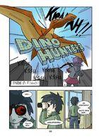 Dino Hunterz : Глава 1 страница 3