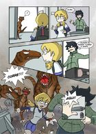 Dino Hunterz : Chapitre 1 page 9