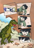 Dino Hunterz : Chapitre 1 page 13