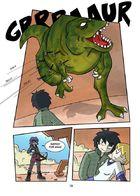Dino Hunterz : Chapitre 1 page 14