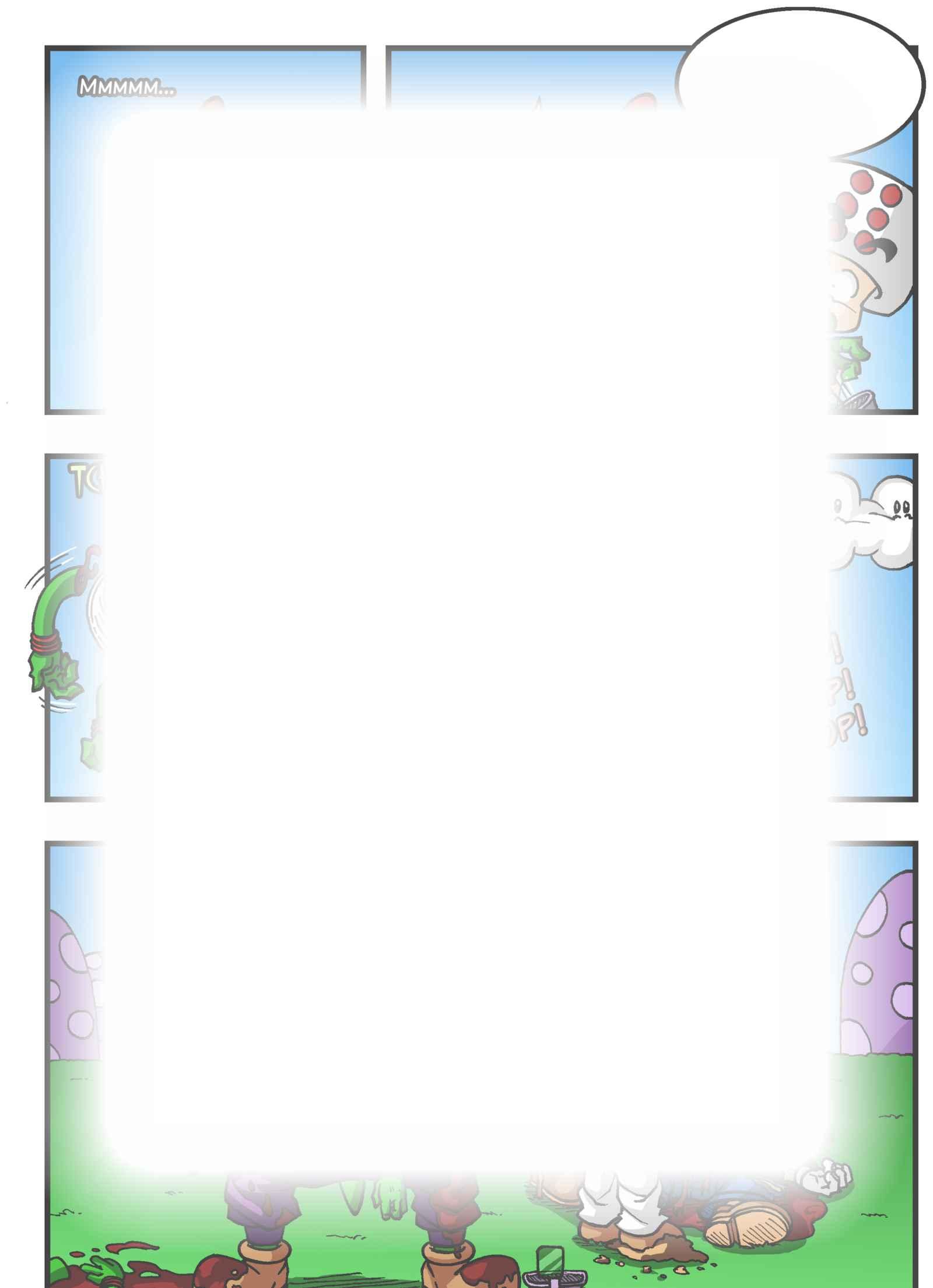 スーパードラゴンブラザーズZ : チャプター 2 ページ 4
