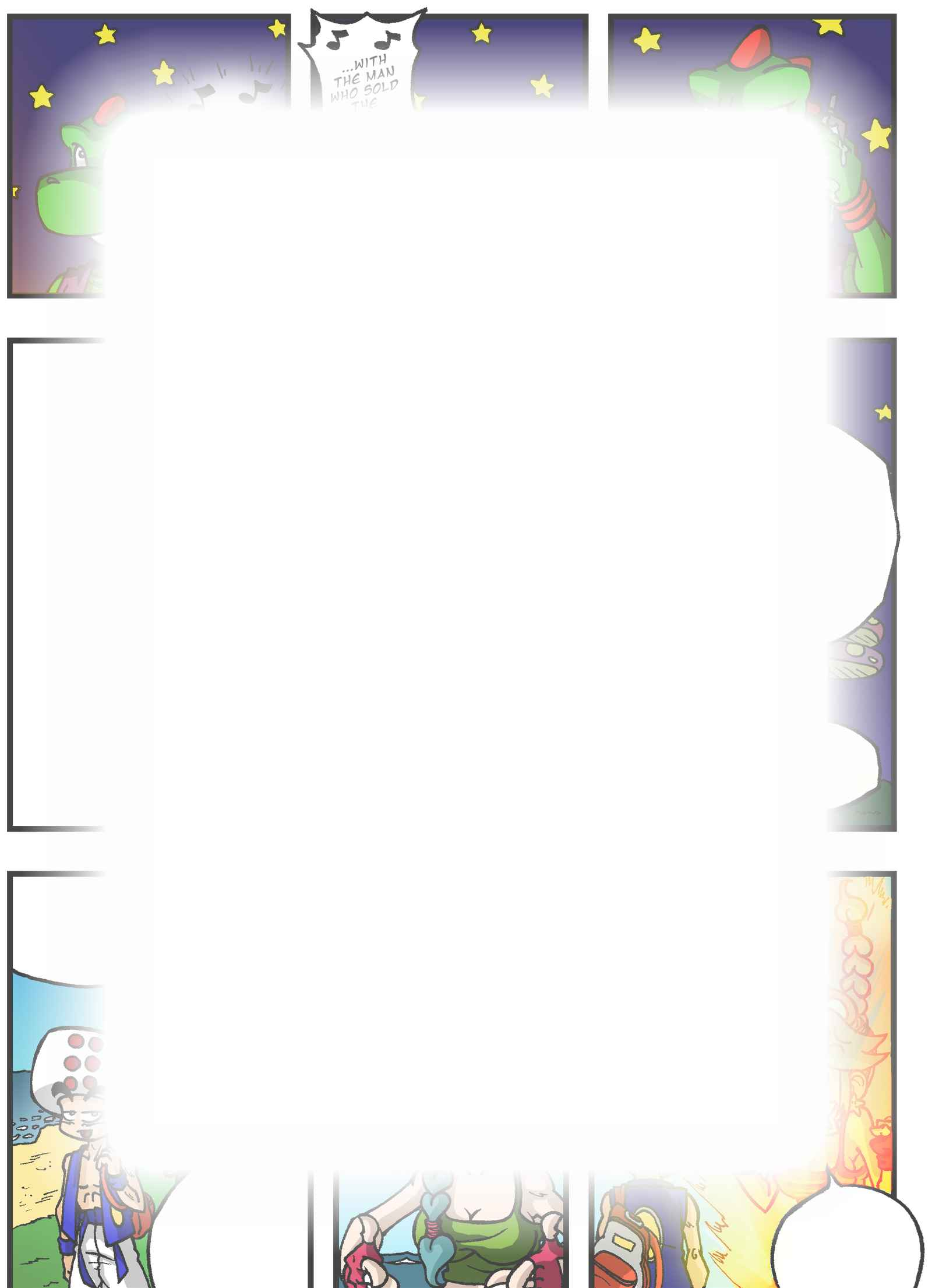 スーパードラゴンブラザーズZ : チャプター 2 ページ 7