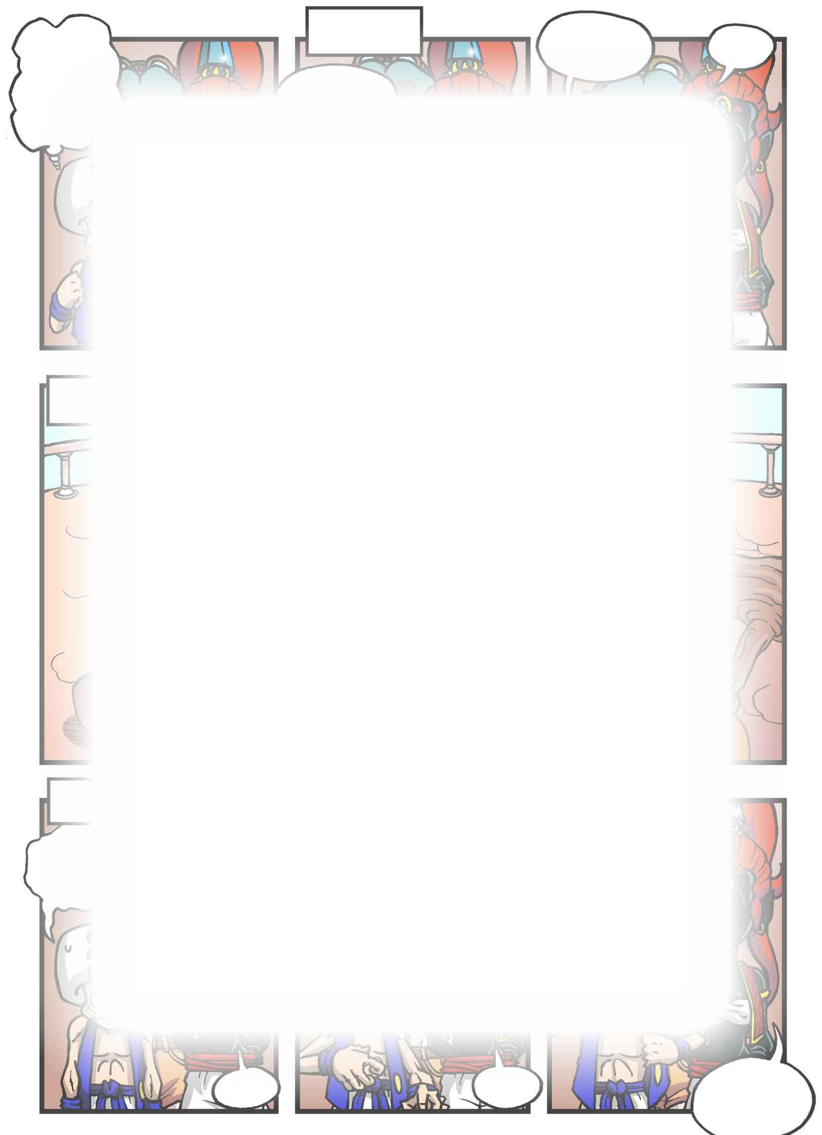 スーパードラゴンブラザーズZ : チャプター 2 ページ 9