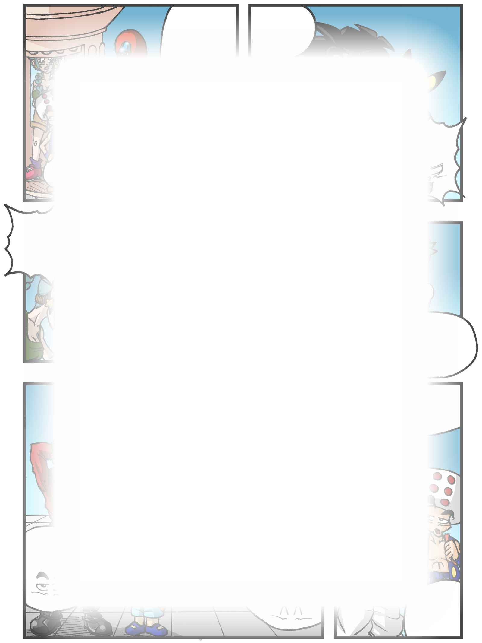 スーパードラゴンブラザーズZ : チャプター 2 ページ 10