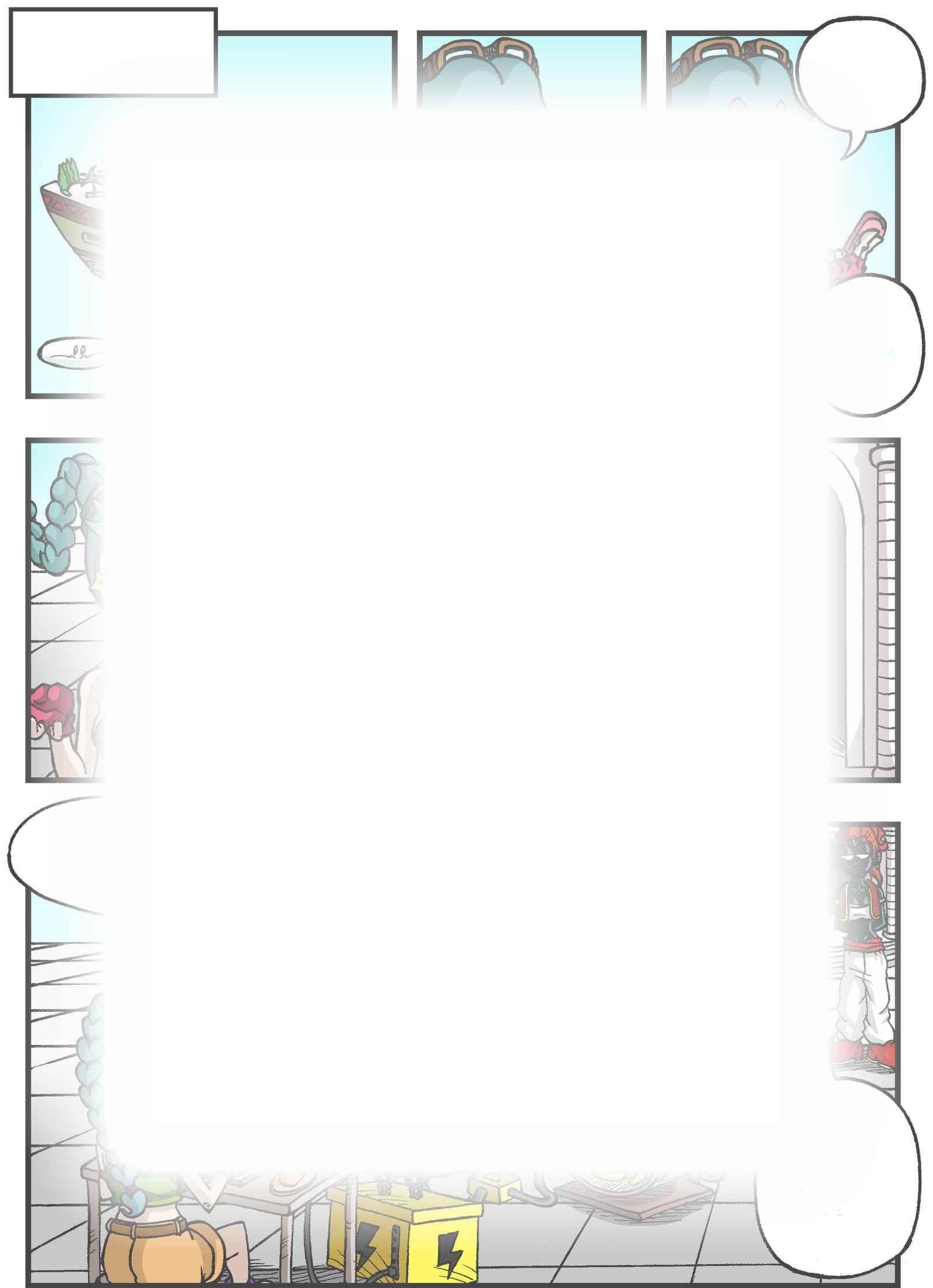 スーパードラゴンブラザーズZ : チャプター 2 ページ 14