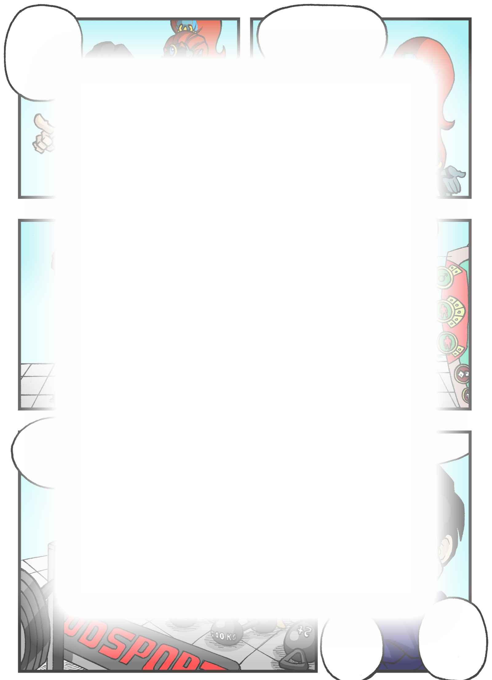 スーパードラゴンブラザーズZ : チャプター 2 ページ 15