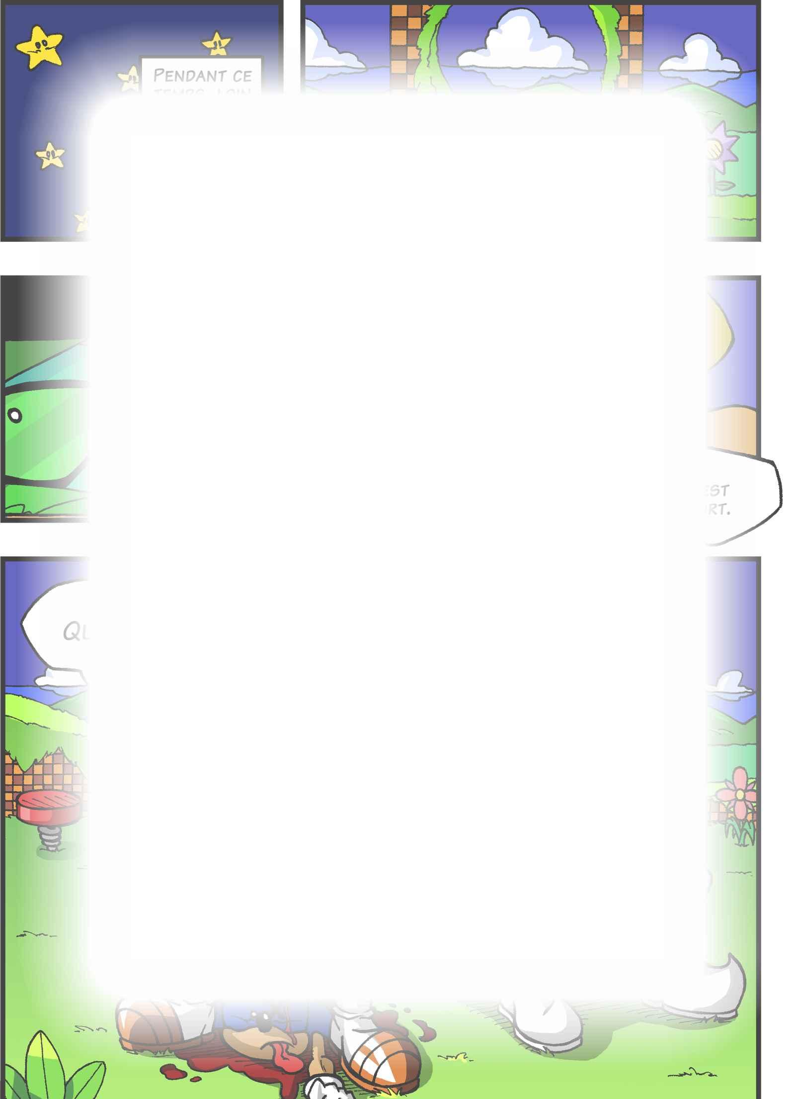 Super Dragon Bros Z : Chapitre 2 page 2