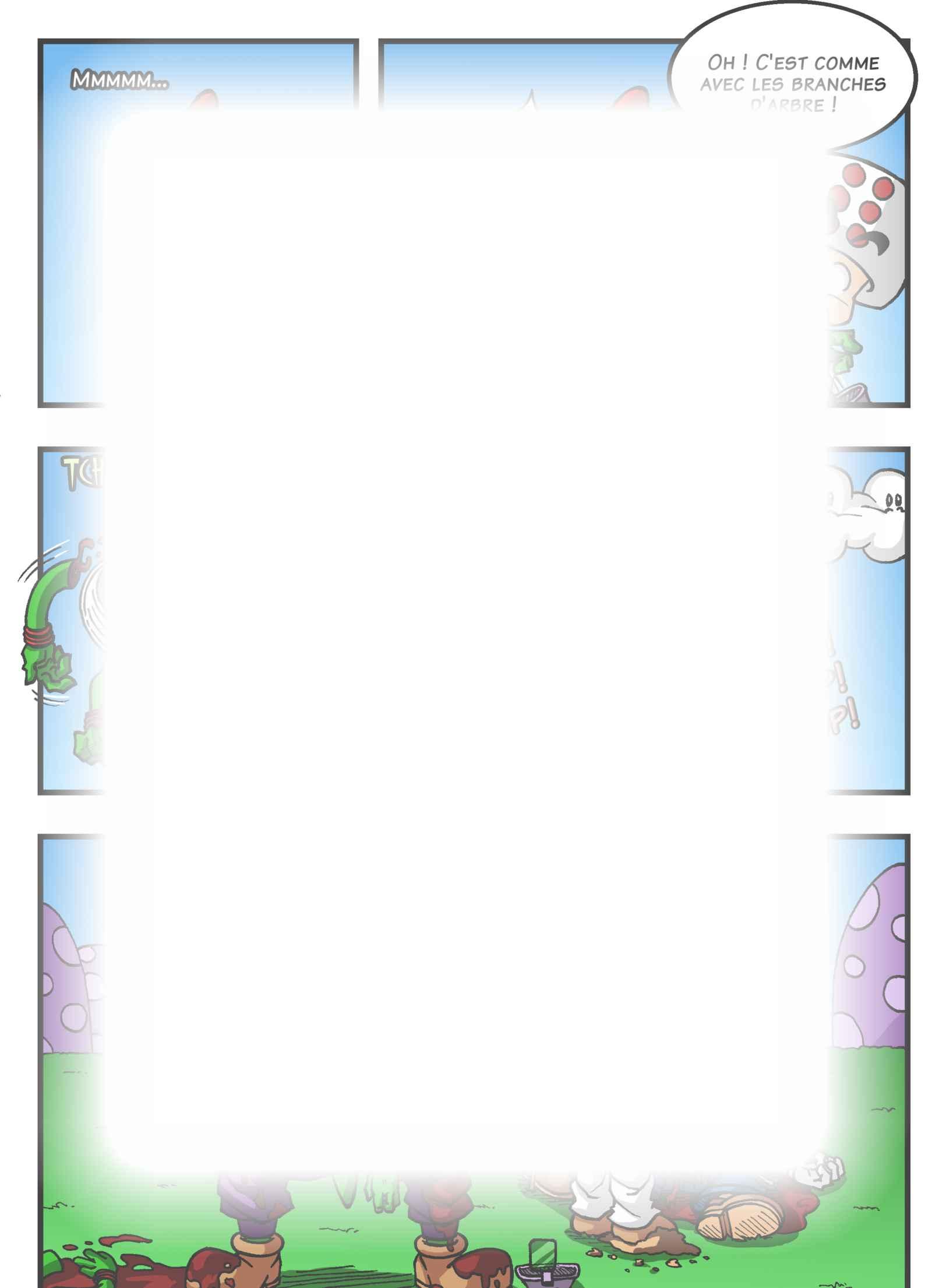 Super Dragon Bros Z : Chapitre 2 page 4