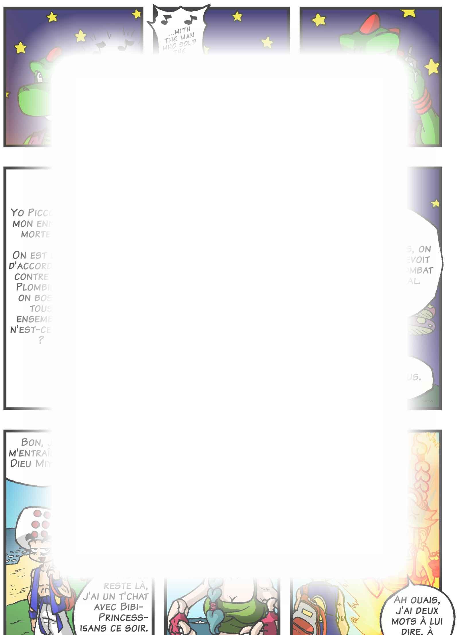 Super Dragon Bros Z : Chapitre 2 page 7